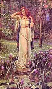 Mitologia şi obiceiurile suevilor