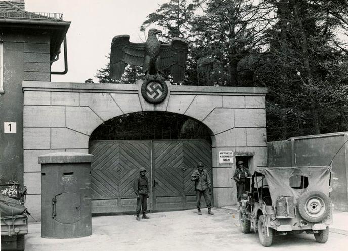 Lagărul de la Dachau
