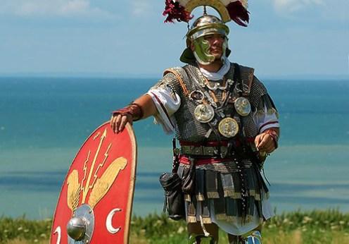 Legiunile romane au fost în China înainte de Marco Polo
