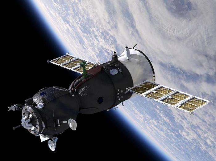 Misteriosul satelit de la Polurile Nord şi Sud