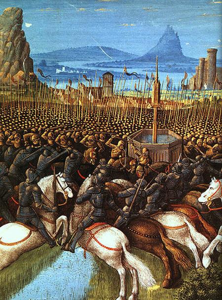 Saladin, un erou kurd care i-a înfrânt pe cruciaţi 2