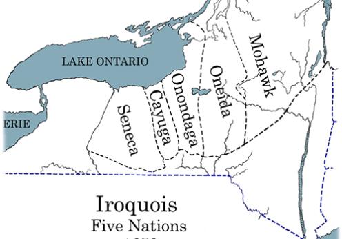 Scalpurile și sclavagismul la Tribul Iroq