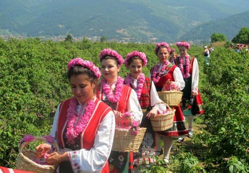 Secretul uuleiului de trandafir bulgăresc