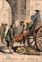 Teribila ciumă neagră din 1348 (I)