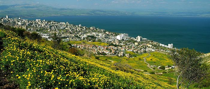 Toţi pelerinii din lume vizează în primul rând Israelul