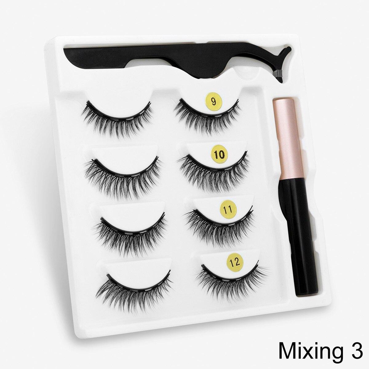 mix3 4pairs