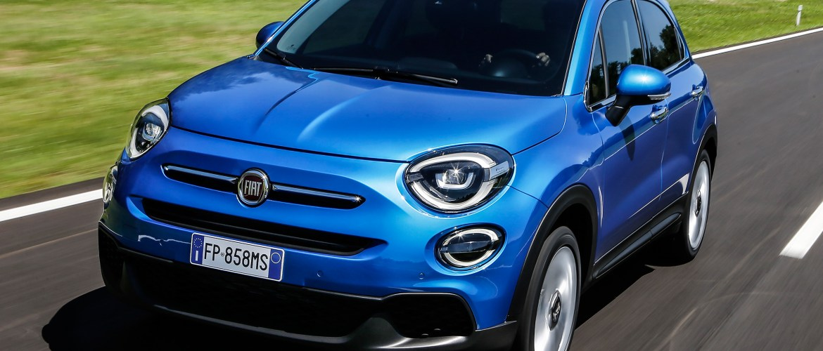 New Fiat 500X 2018 overview – ALL NEWS BY DF-L.DE