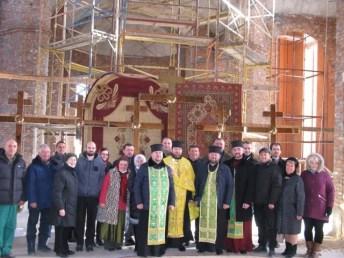 Світлина: фейсбук Миколаївської єпархії ПЦУ