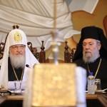 Η-Α.Μ.-ο-Πατριάρχης-Μόσχας-και-πασών-των-Ρωσιών-κ.κ.-Κύριλλος-στην-Κύπρο