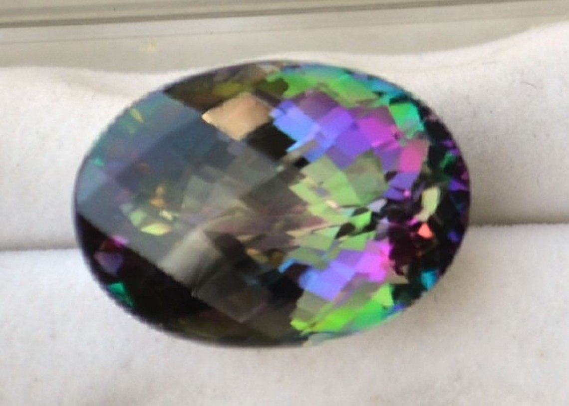 What Is Mystic Topaz And How To Care For It Gem Rock
