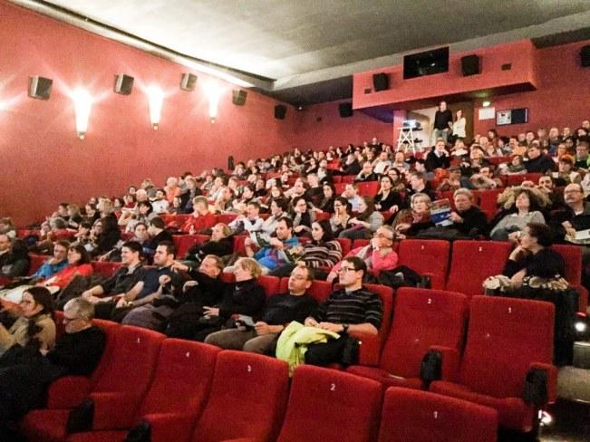 Im CinemaXx in München