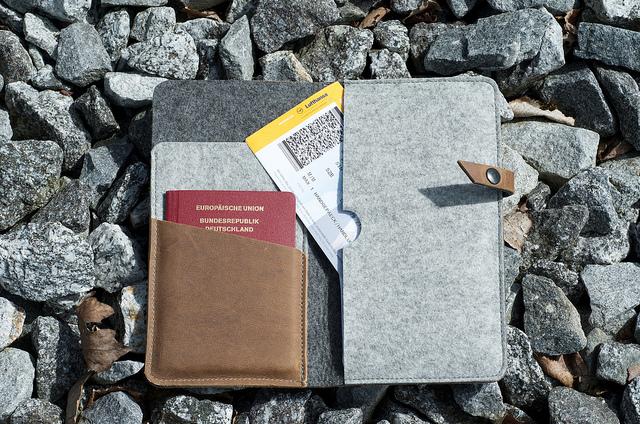 Der gültige Reisepass muss auf alle Fälle dabei sein! Bild: Global Panorama auf flickr