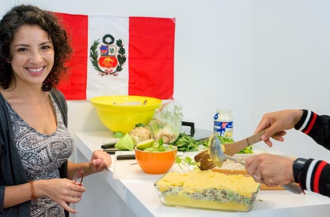 """""""Ich bin gebürtige Bolivianerin, aber der peruanischen Küche kann ich einfach nicht widerstehen!"""""""
