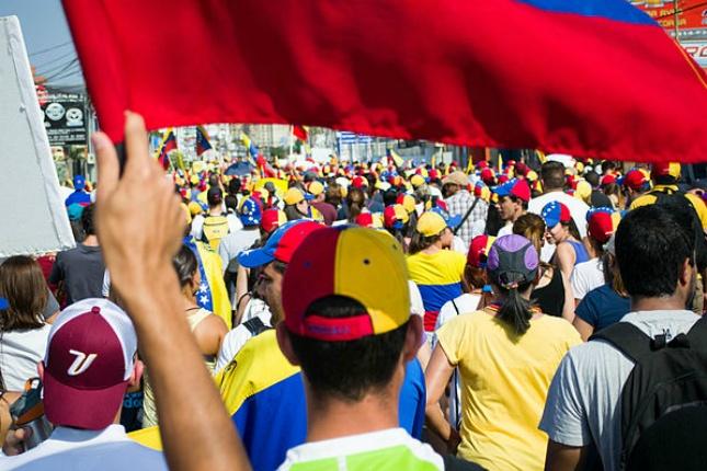Am 13.05.2016 verhängte Venezuelas Regierung den Ausnahmezustand über das gesamte Land, ein Ende der Aufstände ist bislang nicht in Sicht. Quelle: Wikimedia Commons