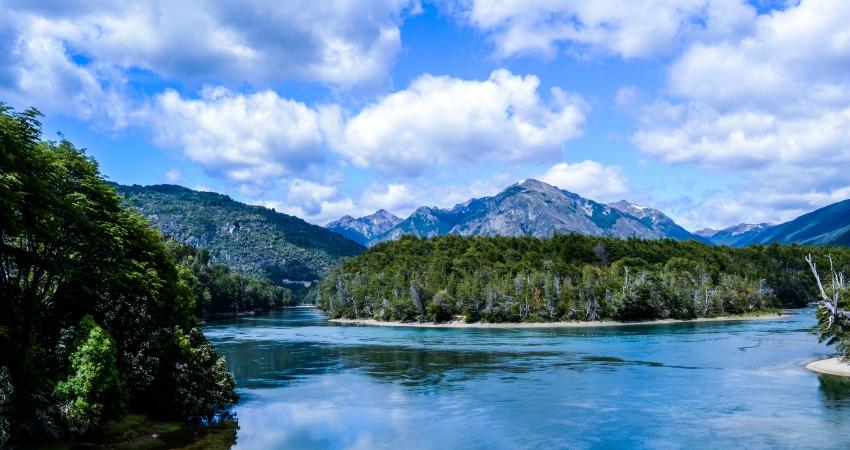 "Der Nationalpark ""Los Alerces"" in Argentinien"
