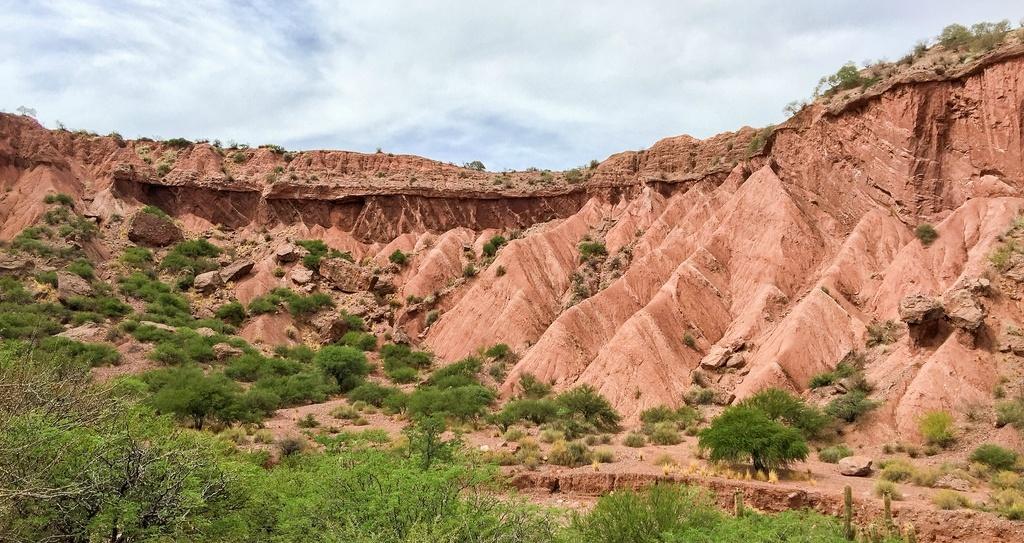 Der Canyon von Tupiza in Bolivien. Bildquelle: Flickr