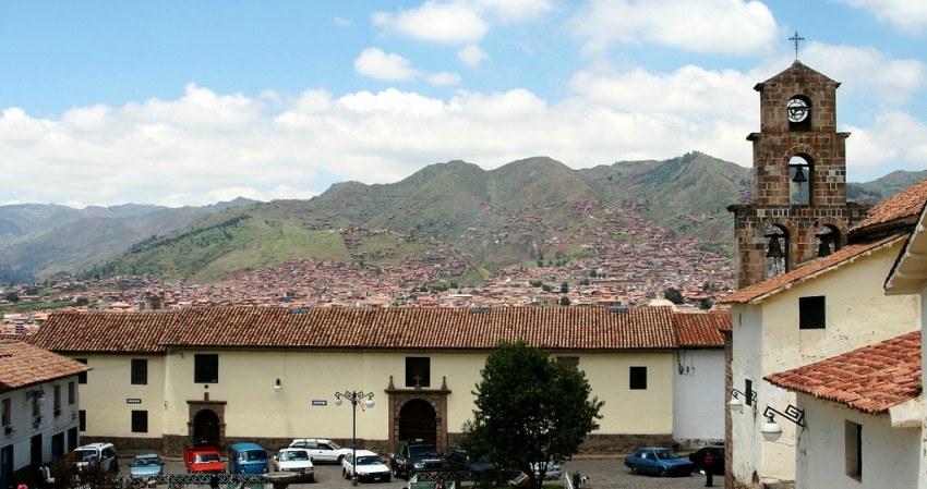 Die Plaza San Blas. Quelle: Flickr.