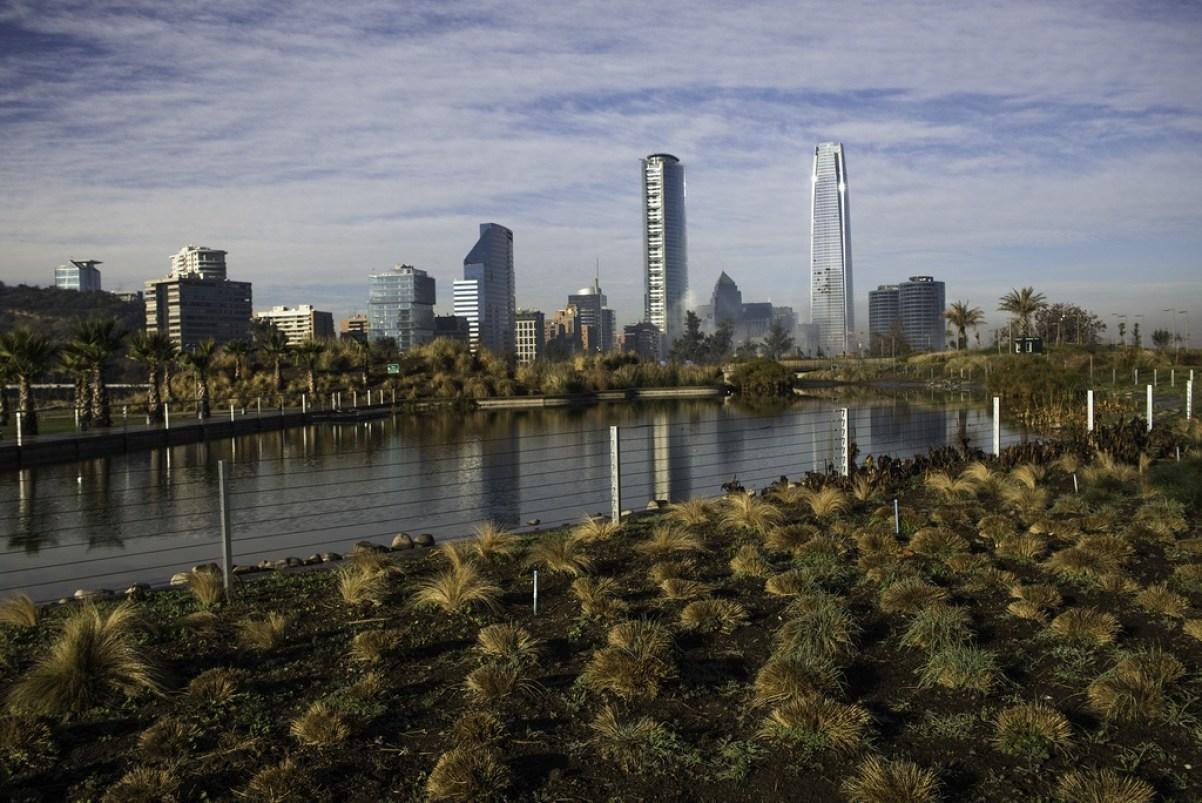 Santiago de Chile Sehenswürdigkeiten. Quelle: Flickr.