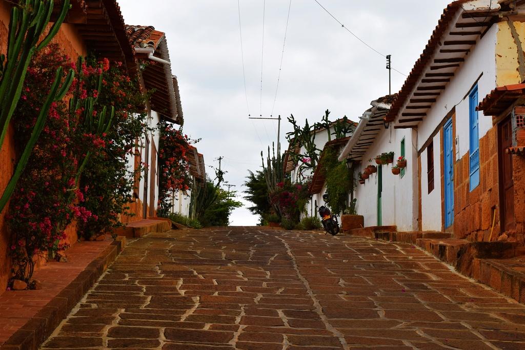 Barichara: klein aber fein! Kolumbien Sehenswürdigkeiten. Quelle: Flickr.