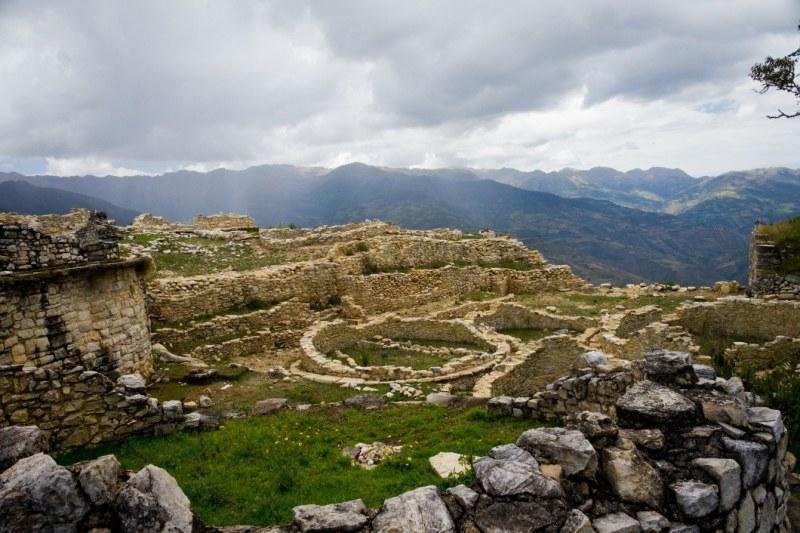 Das mystische Kuelap. Quelle: Renzo Tasso/ PromPerú.