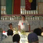 007. Ned Byrne, Report, West Papua Asia network