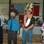048. Exchange Ceremony, Port Vila, 29 Nov 2007