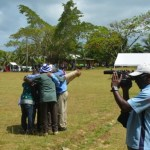 Gift Procession and Solidarity March, Reconciliation and Unity Summit for West Papuan Leaders, Vanuatu, 1 Dec 2014