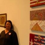 Natalie, Sampari Art Exhibition (Tommy Latupeirissa)