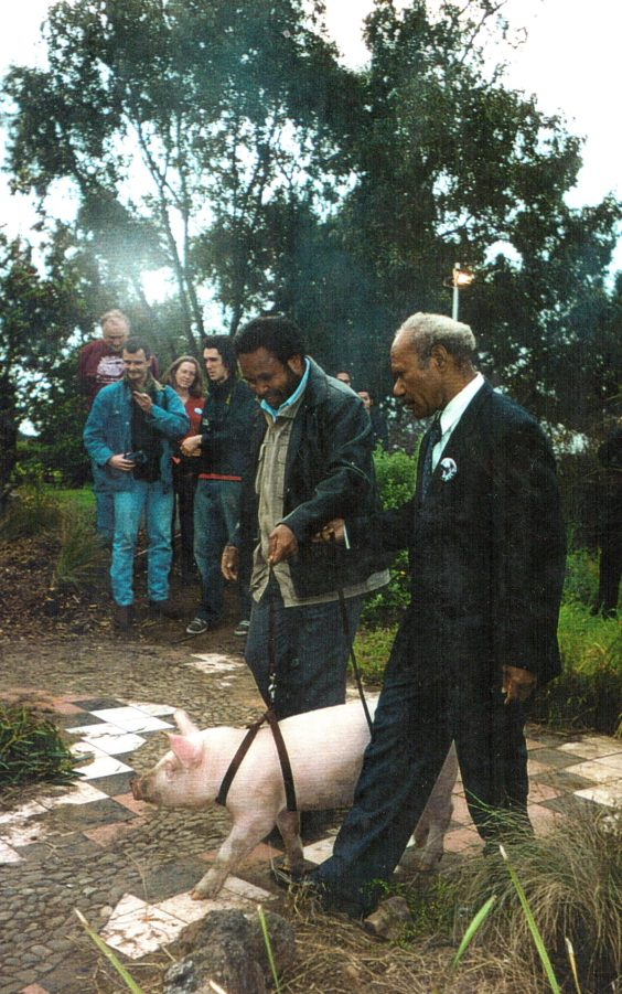 Yabon, Yumi Wantaim, 2001
