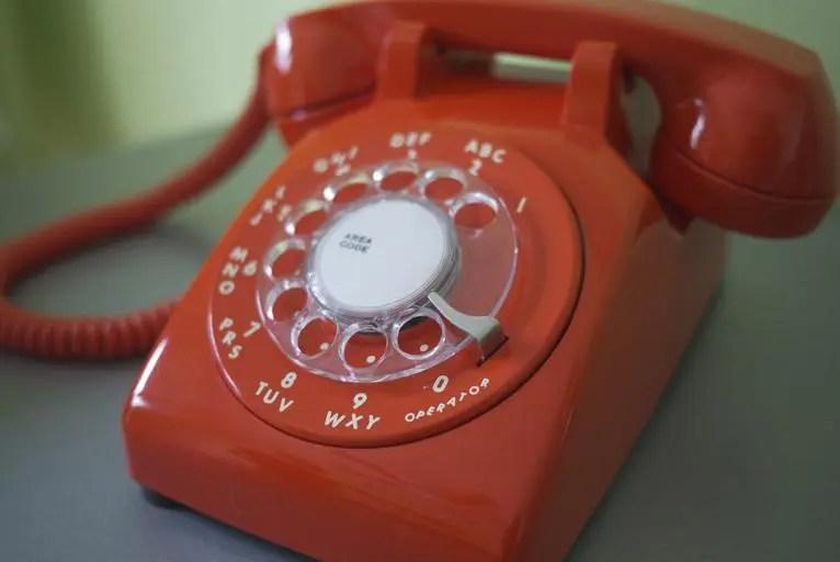 western electric rotary phone model 500