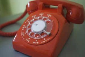 western electric rotary phone model 500