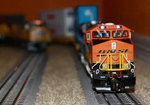 cleaning Lionel Fastrack