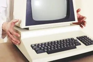 Steve Jobs and the Commodore PET