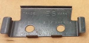 Ives track clip