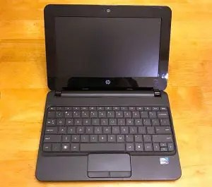 HP Mini 110 Linux Mint
