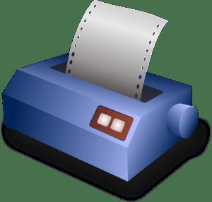 dotmatrix-printer-98437_960_720