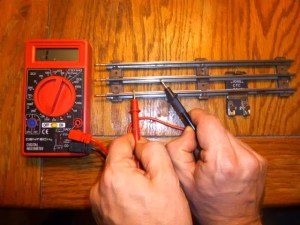 Troubleshooting Lionel/Marx track