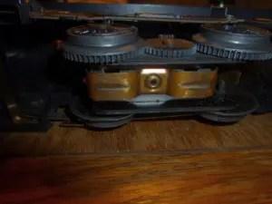 Marx fat wheel underside