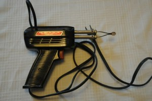 repair a Weller soldering gun