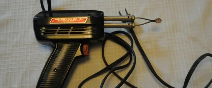 Repair a Weller soldering gun