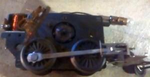 Lionel 2034 locomotive repair