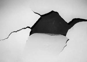 hole in wall repair