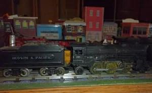 Sakai 301 locomotive
