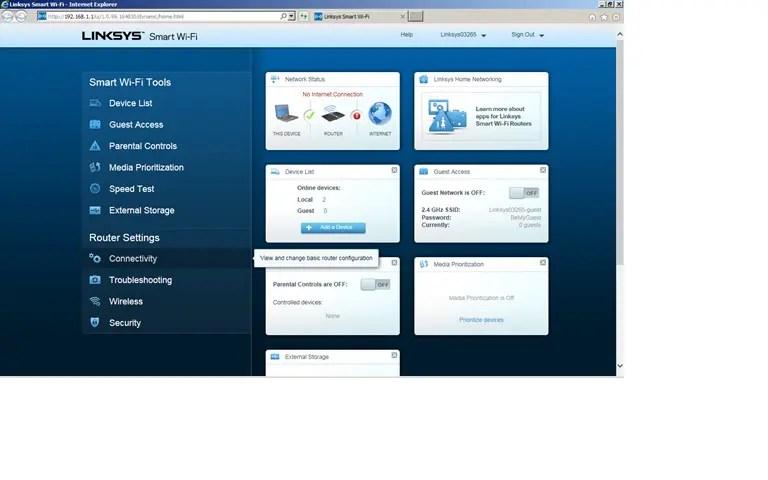Linksys Firmware Update Download