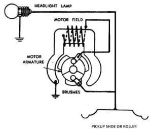 wire a lionel motor without an e unit the silicon underground  lionel e unit wiring diagram #9