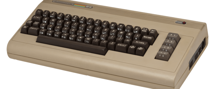 How to use a Commodore 64