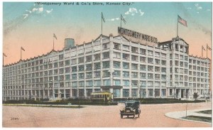 old montgomery ward building in kansas city
