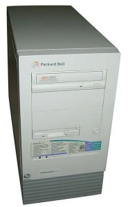 What happened to Packard Bell