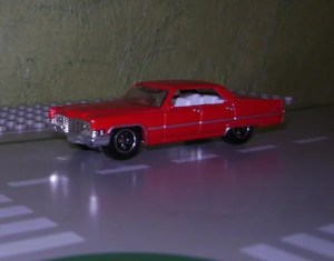 What scale are Matchbox cars