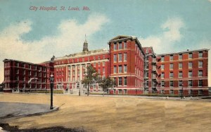 City Hospital, St. Louis